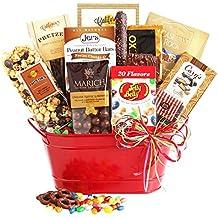California Delicious Sweet Celebrations Gift Basket