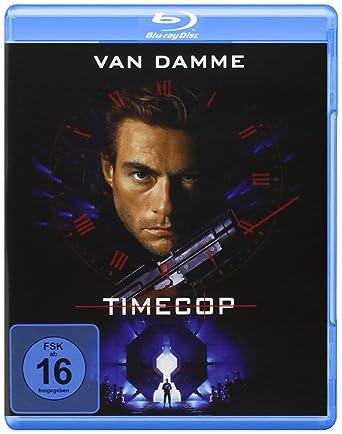 Timecop [Alemania] [Blu-ray]: Amazon.es: Silver, Ron, Sara ...