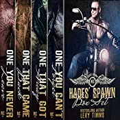 Hades' Spawn MC Complete Series: Bad Boy Motorcycle Club Romance | Lexy Timms
