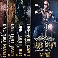 Hades' Spawn MC Complete Series