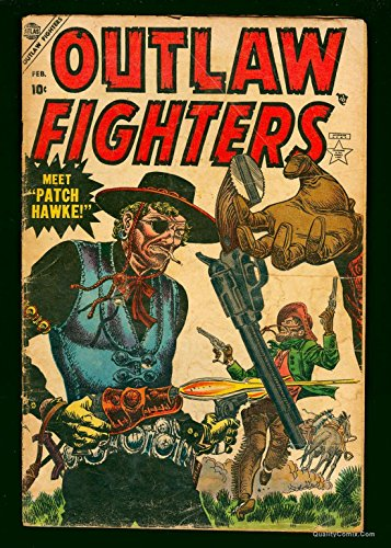 Outlaw Fighters #4 FA/GD 1.5