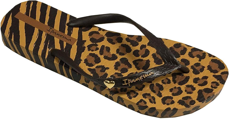 Ipanema Flip Flops Frau Animal Print II Fem 82032 24038