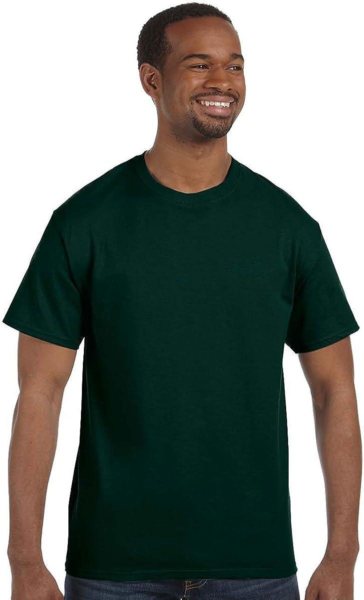 Hanes 6.1 oz. Tagless T-Shirt 612Y9YVbagL