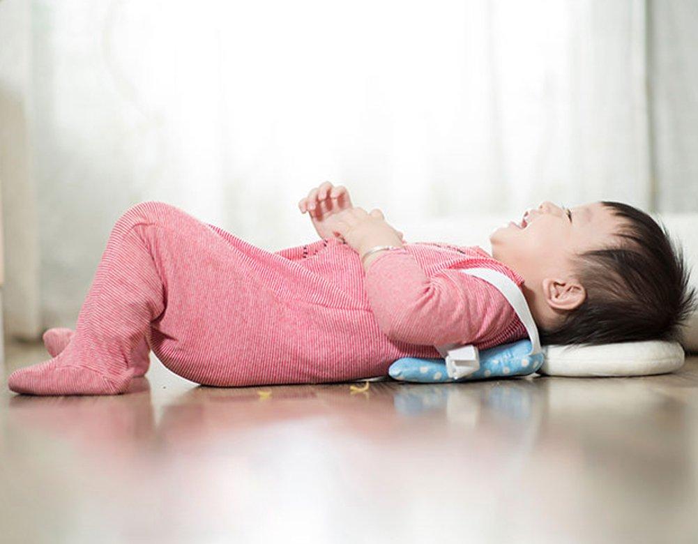 Proteger la cabeza del bebé almohada,Alas de protección infantil ANGTUO Resistencia al bebé linda de cabeza hueca gota almohadilla protectora para los ...