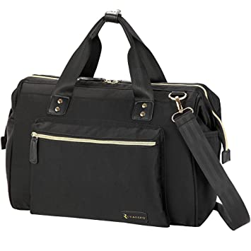c430a2b97 Amazon.com   Clearance Sale Diaper Bag Tote Stylish for Mom and Dad  Convertible Travel Baby Bag for Boys and Girls with Changing Pad