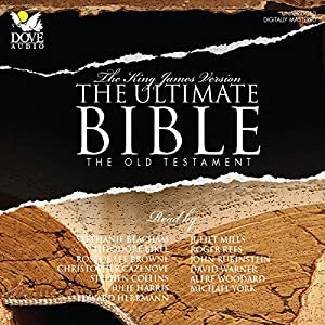 The Ultimate Bible: The Old Testament Audiobook