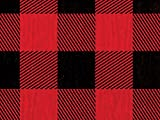 Buffalo Plaid Tissue Paper (240 Pack )