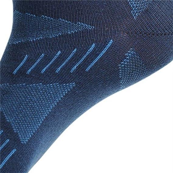 Diario Hombre de corte bajo con calcetines invisibles de agarre antideslizante Calcetines deportivos transpirables Zapatos de bota de Oxfords Mocasines ...