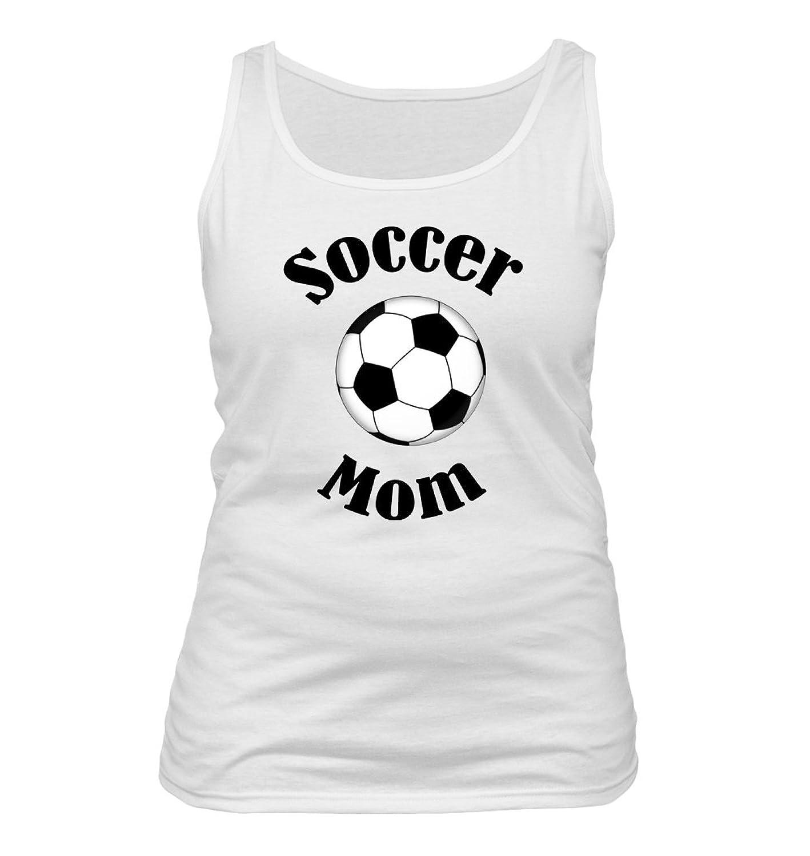 Soccer Mom #161 - Adult Women's Tank Top