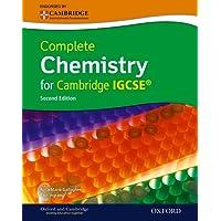 Complete chemistry for Cambridge IGCSE. Per le Scuole superiori. Con CD-ROM. Con espansione online