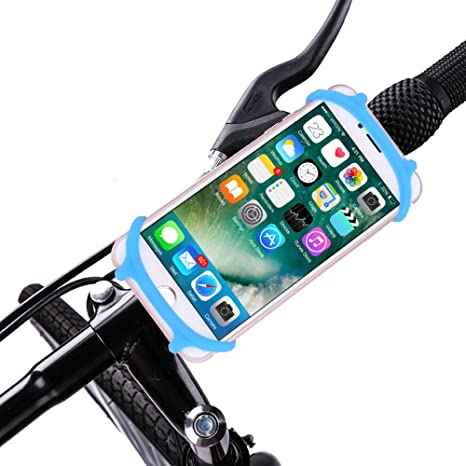 Soporte movil Bici,Bicicleta Soporte para teléfono móvil de ...