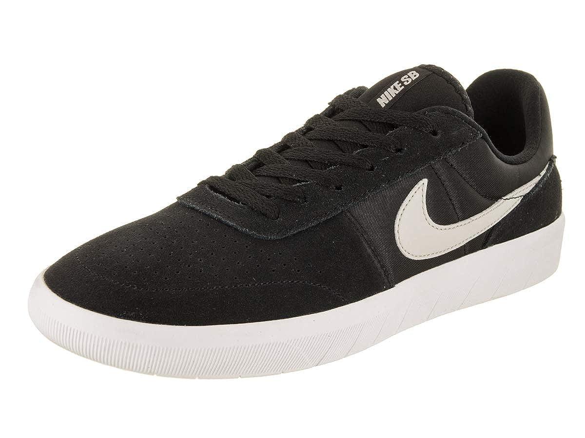 Nike Mens SB Team Classic Black//Light Bone-White Skate Shoe 10 M US