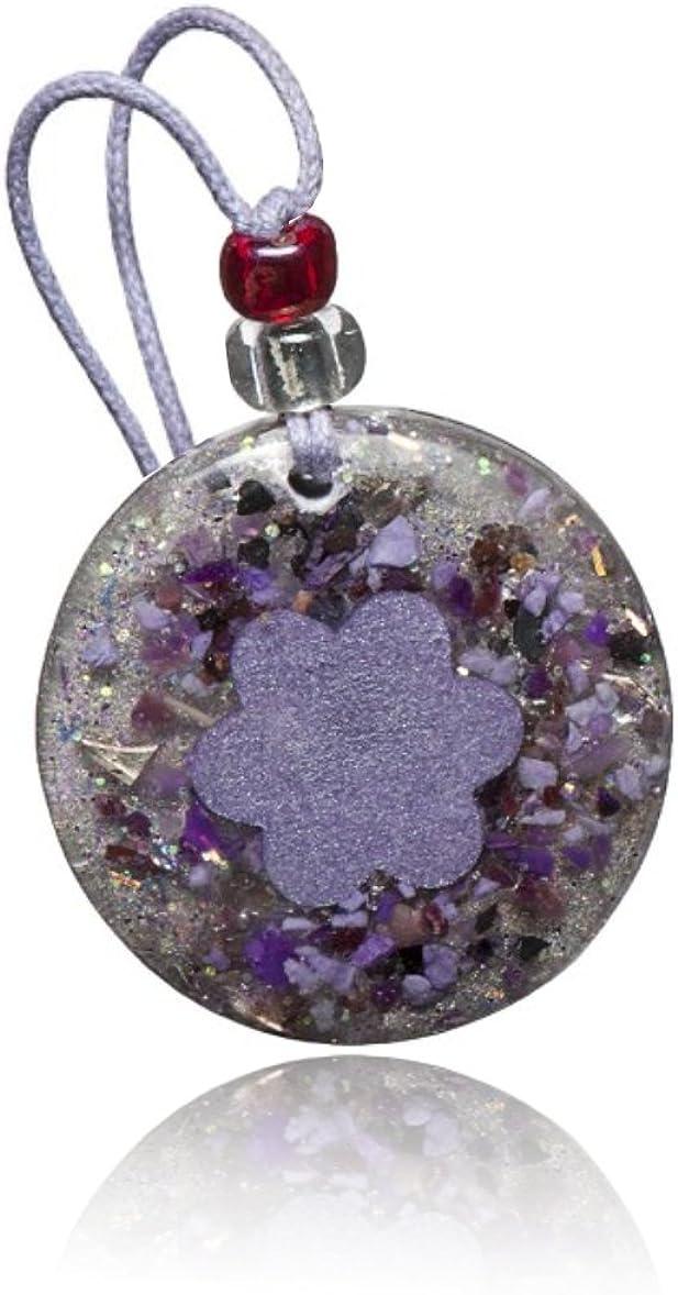 Amuleto de orgonita con sugilita