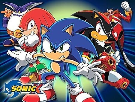 Juegos de Sega Sonic Comestible Decoración Para Tarta para ...