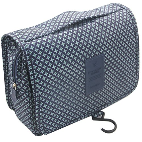 Hanging Cosmetic Bag For Travel - 7