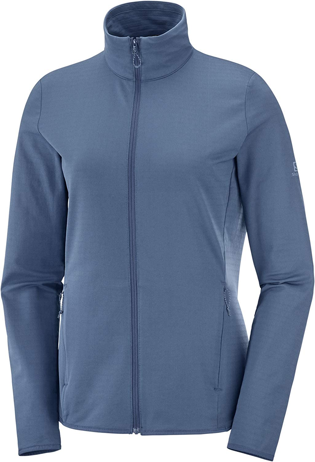 Salomon womens Max 51% Max 89% OFF OFF Outrack Zip Full