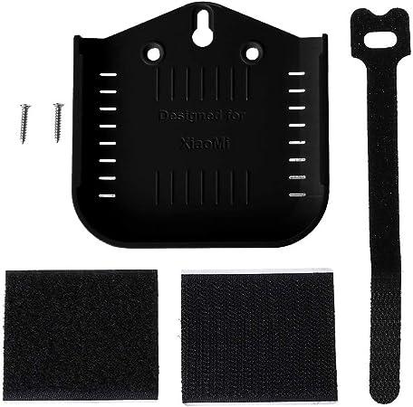 Vxhohdoxs - Soporte de pared para XIAOMI Mi 4 4c TV Box Remote Protector negro: Amazon.es: Hogar