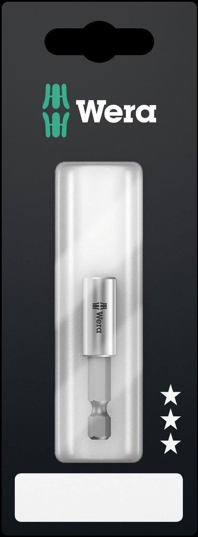 Wera Universalhalter mit Magnet auf SB Karte 899//4//1 SB 1//4 Zoll x 152 mm 05134398001