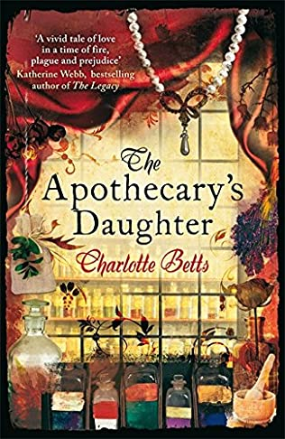 book cover of The Apothecary\'s Daughter