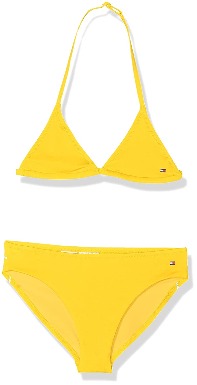 Tommy Hilfiger Girls Triangle Swimwear Set
