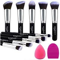 BEAKEY Set de Brochas de Maquillaje Profesional, Synthetic