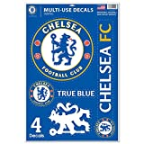 WinCraft SOCCER Chelsea FC WCR25644014 Multi-Use Decal, 11'' x 17''