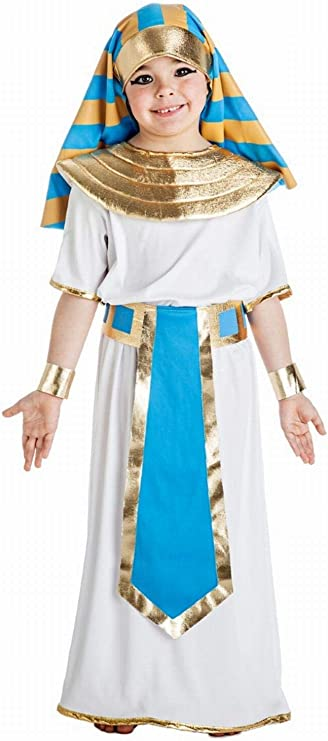 Disfraz Egipcio 10-12: Amazon.es: Juguetes y juegos