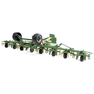 Bruder Krone Trailed Rotary Tedder With Running Gear: Toys & Games