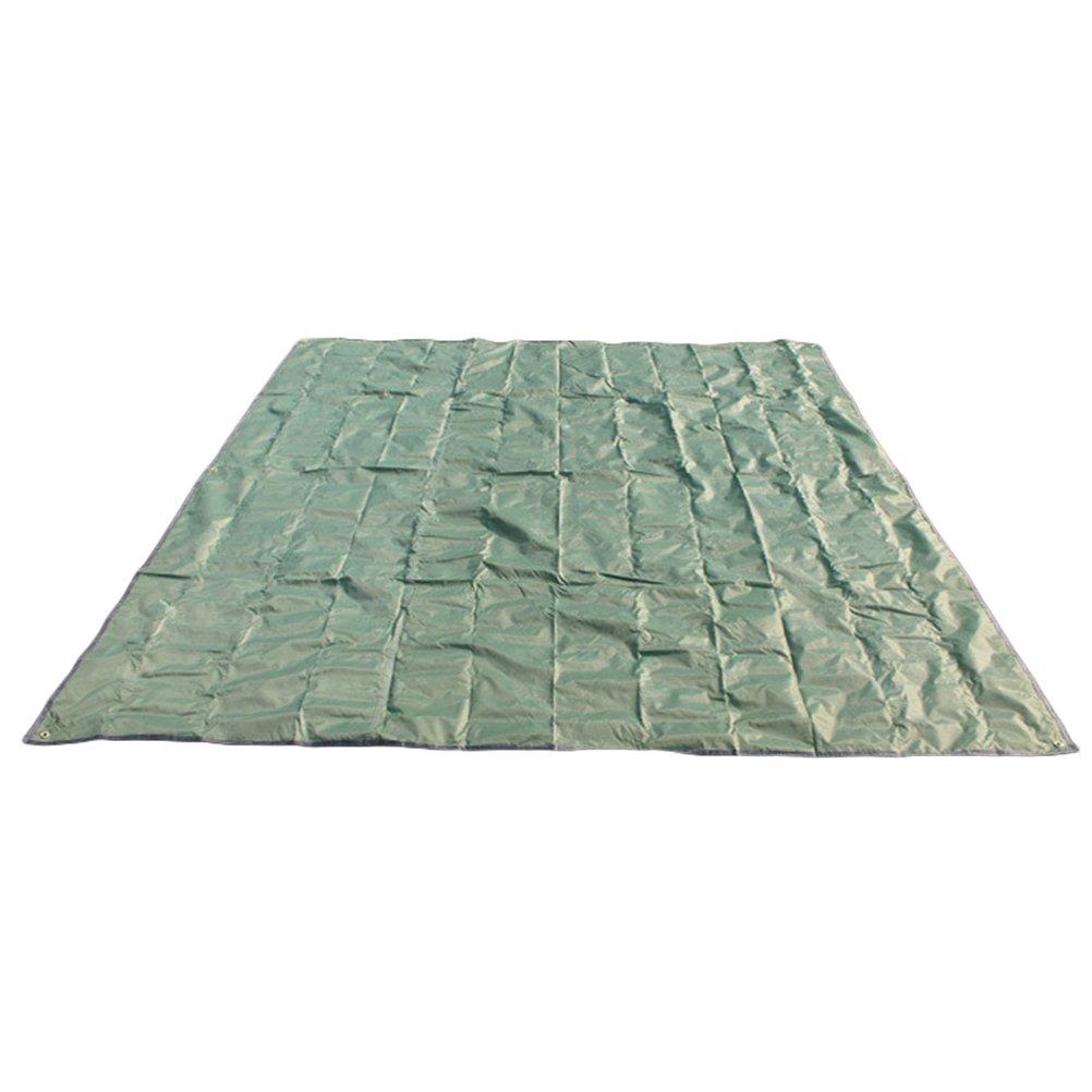 WINOMOアウトドア防水キャンプテントフットプリントTarp Groundsheet毛布マットforサンシェードシェルターキャノピーシェード雨( Army Green ) B071NLN5VS