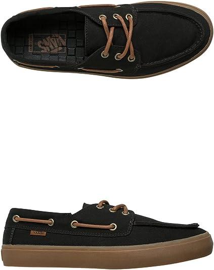 Vans Chauffeur SF Sneakers BlackGumNoir Taille 11.5