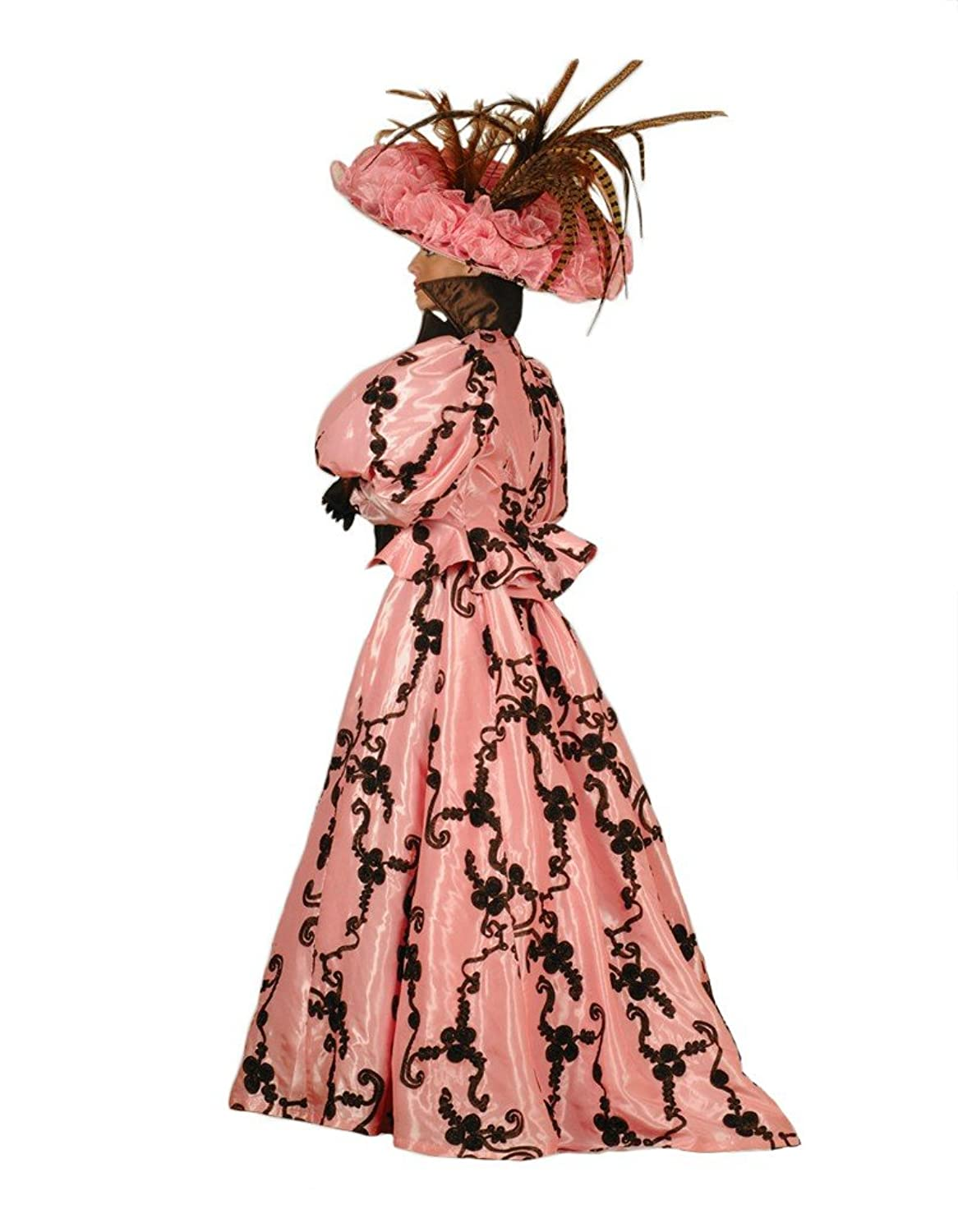 Victorian Costume Dresses & Skirts for Sale Womens Lacey Victorian Theater Costume Dress $389.99 AT vintagedancer.com