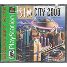 SimCity 2000 - PlayStation