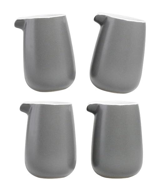 Elegante jarra de cerámica/jarra/Soporte/recipiente para leche o ...