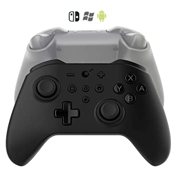 Gulikit Kingkong Professional Wireless Controller Compatible with Nintendo  Switch, Bluetooth Gamepad w/AI Learning Function Modifiable Vibration for