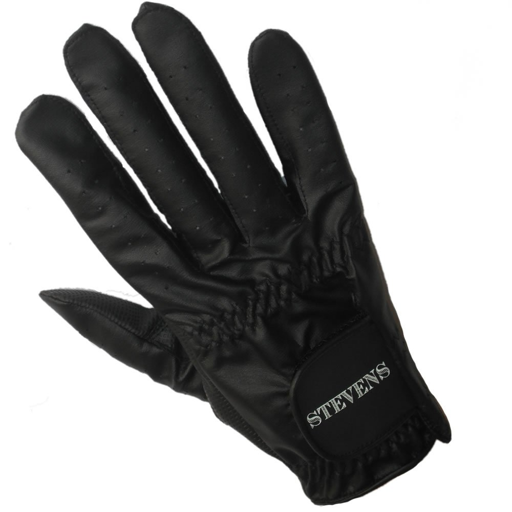 Stevens Ladies Right Hand Black Bowling Glove