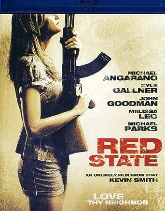 Red State [Edizione: Stati Uniti] [USA] [Blu-ray]: Amazon.es ...