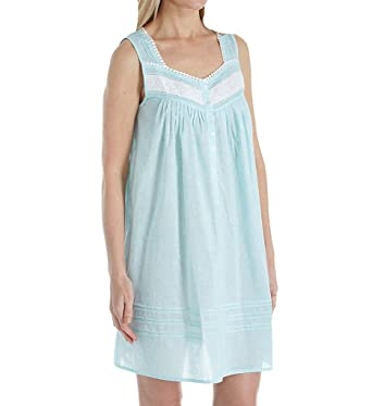 fda52539d1 Eileen West Womens Lawn Nightgown