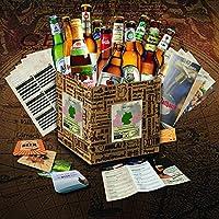 12 Cervezas alemanas en caja de regalo para él, padre, abuelo ...