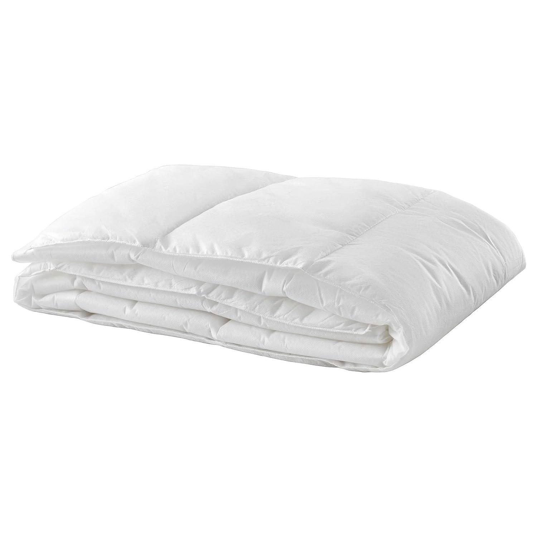 Lancashire Bedding Child & Baby Safe 1.5 Tog Summer Cool Breathable Cot Bed Duvet Quilt - MADE IN THE UK!
