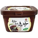 [ 1.1 Pound ] Chinese Black Bean Paste Sauce, Jjajang [ Chunjang ] (500g) 중화요리 춘장