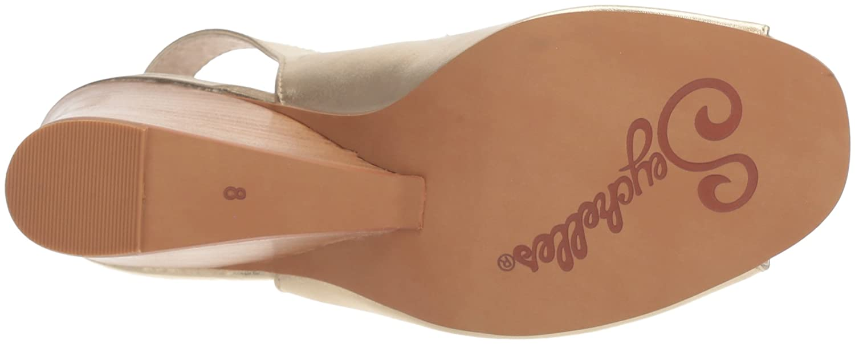 Seychelles Womens Dazzling Wedge Sandal