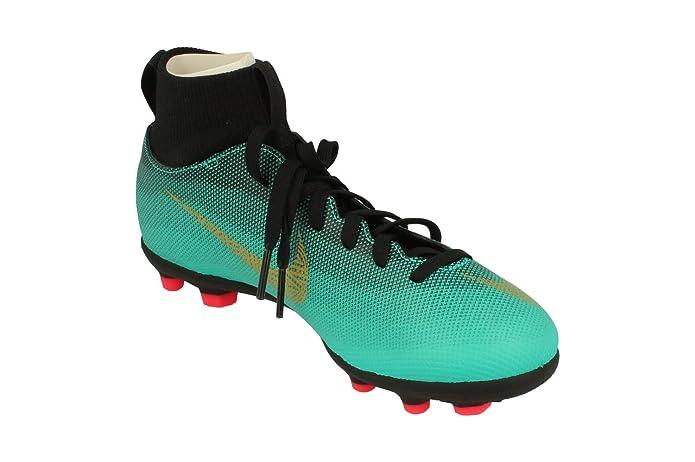 Nike Junior Superfly 6 Club Cr7 MG Botas de Futbol Aj3115 Soccer Cleats   Amazon.es  Zapatos y complementos e02c06550bcba