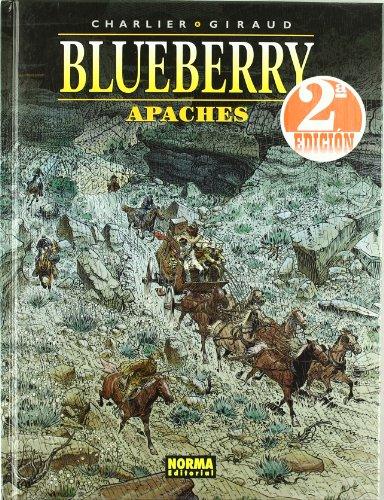 Descargar Libro Blueberry 49: Apaches Charlier