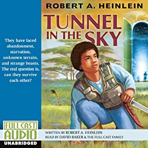 Tunnel in the Sky Audiobook