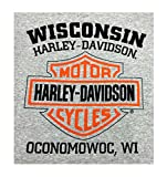 Harley-Davidson Men's Bar & Shield Logo Pullover