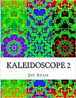 Buy Kaleidoscope Adult Coloring Book A For Adults