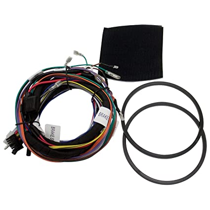 amazon com 06 13 harley flhx2 mtx audio harley audio wiringHarley Audio Wiring Harness #8