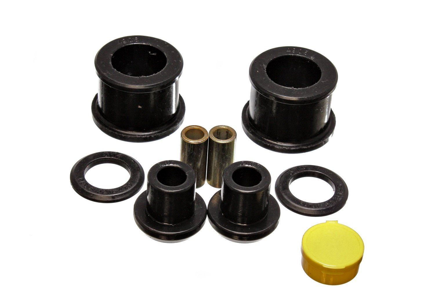 Energy Suspension 7.1118G Rear Diferential Bushing Set by Energy Suspension