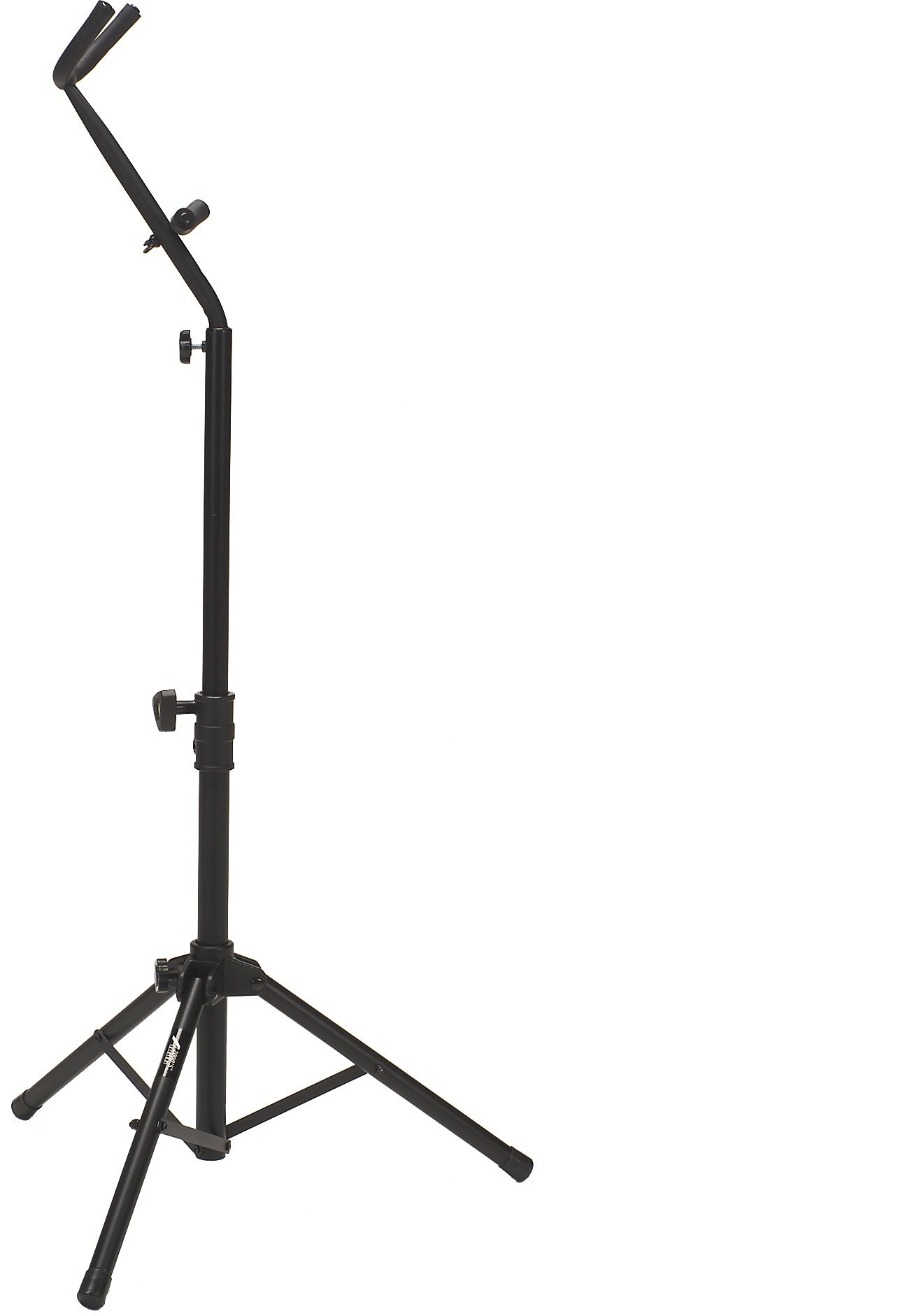 Audio2000'S AST447 Saxophone Floor Stand with a height of 31.1''- 65.4''