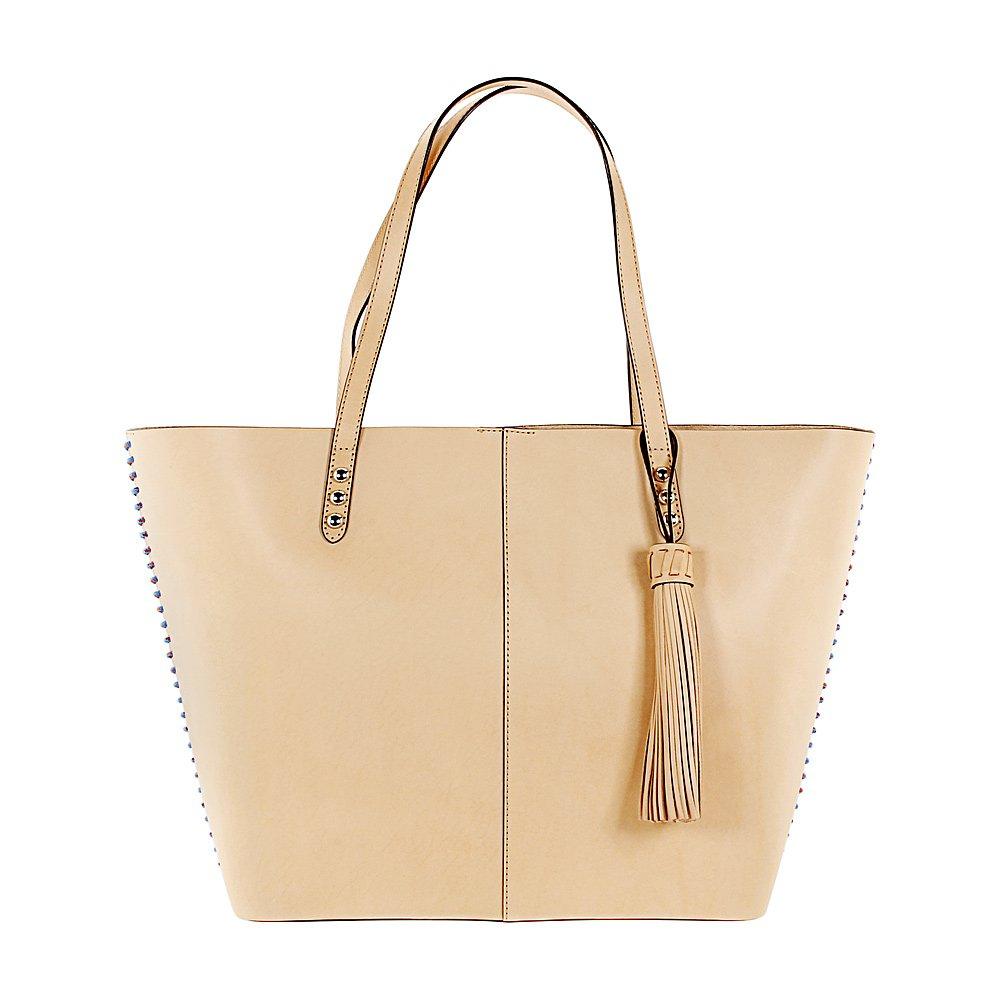 Rebecca Minkoff Unlined Ladies Medium Leather Tote Handbag HSP7ERPT99
